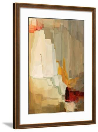 Mesa Panels II-James Burghardt-Framed Art Print