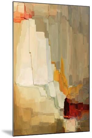 Mesa Panels II-James Burghardt-Mounted Art Print