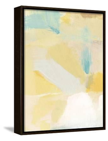Jules-Christina Long-Framed Stretched Canvas Print