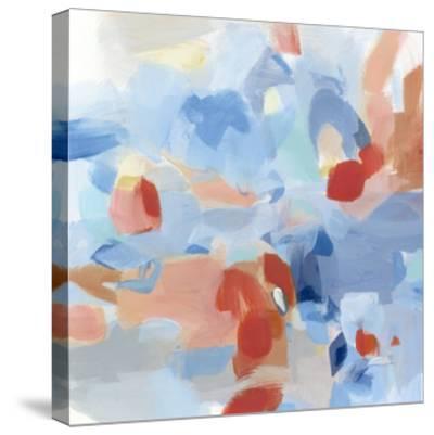 Sunday-Christina Long-Stretched Canvas Print