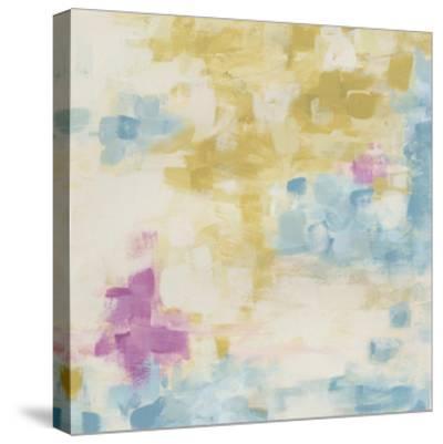 Surface Impression I-June Vess-Stretched Canvas Print