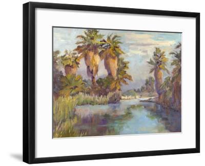 Desert Repose II-Nanette Oleson-Framed Art Print