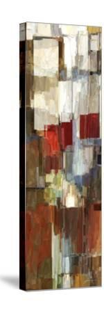 Rock IV-James Burghradt-Stretched Canvas Print