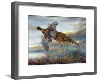 Taking Flight-Carolyn Mock-Framed Premium Giclee Print