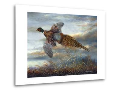 Taking Flight-Carolyn Mock-Metal Print