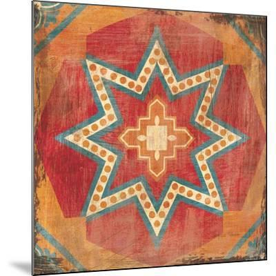 Moroccan Tiles VII-Cleonique Hilsaca-Mounted Art Print