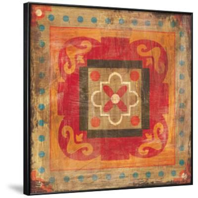 Moroccan Tiles XII-Cleonique Hilsaca-Framed Art Print