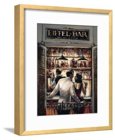 Eiffel Bar-Brent Heighton-Framed Premium Giclee Print