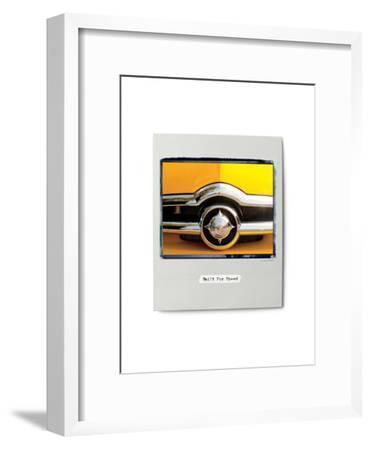 Vintage Moments 3-David Innes-Framed Premium Giclee Print