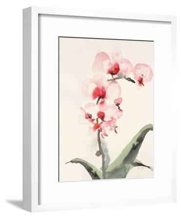 Morning Orchid 2-Karin Johannesson-Framed Premium Giclee Print