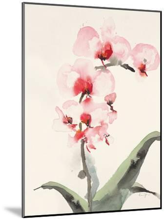 Morning Orchid 2-Karin Johannesson-Mounted Premium Giclee Print