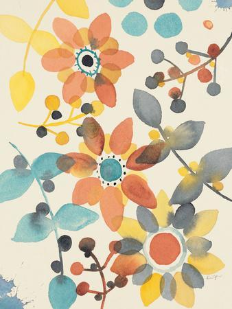 Water Forest-Karin Johannesson-Framed Premium Giclee Print