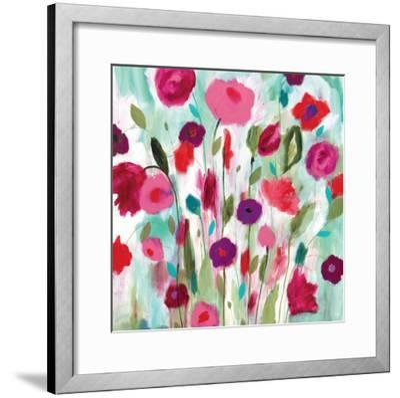 Happy Garden-Carrie Schmitt-Framed Premium Giclee Print