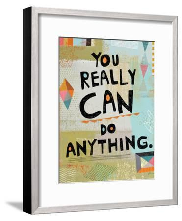 Awesome Words 4-Richard Faust-Framed Premium Giclee Print