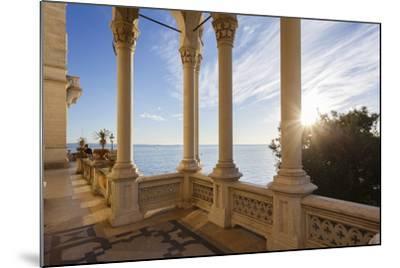 Italy, Friuli Venezia Giulia , Miramare Castle-Andrea Pavan-Mounted Photographic Print