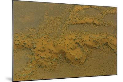 An Aerial View of the Dunes at Namib-Naukluft National Park, in the Namib Desert-Jonathan Irish-Mounted Photographic Print