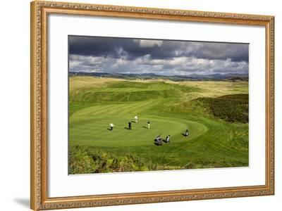 Donegal Championship Golf Club, Mervagh, Laghey, County Donegal, Ireland-Chris Hill-Framed Photographic Print