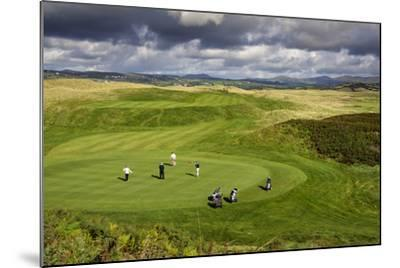 Donegal Championship Golf Club, Mervagh, Laghey, County Donegal, Ireland-Chris Hill-Mounted Photographic Print