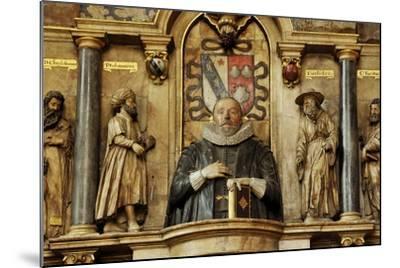 Sir Henry Savile, a Scholar and Translator of the King James Bible-Jim Richardson-Mounted Photographic Print