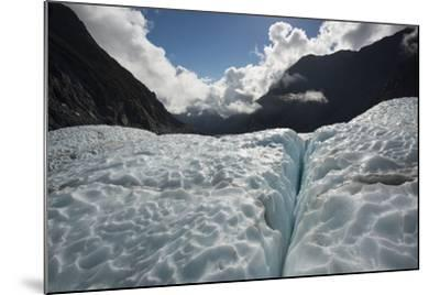 Fox Glacier in Retreat from a Warming Climate-Michael Melford-Mounted Photographic Print