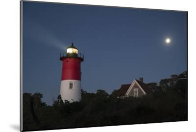 Nauset Light, Eastham, Cape Cod, Massachusetts-Michael Melford-Mounted Photographic Print