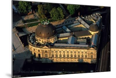 An Aerial View of the Bode Museum-Marcello Bertinetti-Mounted Photographic Print