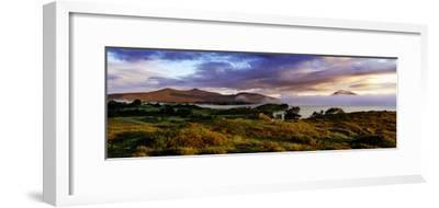 Sunrise at Nephin, Beltra Lough, County Mayo, Ireland-Chris Hill-Framed Photographic Print