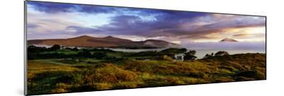 Sunrise at Nephin, Beltra Lough, County Mayo, Ireland-Chris Hill-Mounted Photographic Print