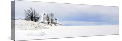 Tibbetts Point Lighthouse-Raul Touzon-Stretched Canvas Print