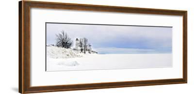 Tibbetts Point Lighthouse-Raul Touzon-Framed Photographic Print