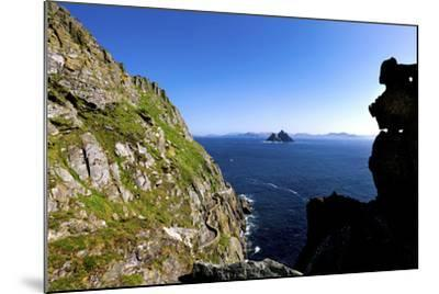 Skellig Michael, County Kerry-Chris Hill-Mounted Photographic Print