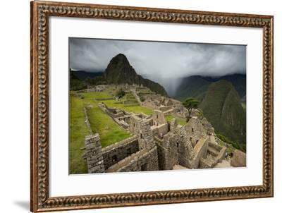 Machu Picchu-Michael Melford-Framed Photographic Print