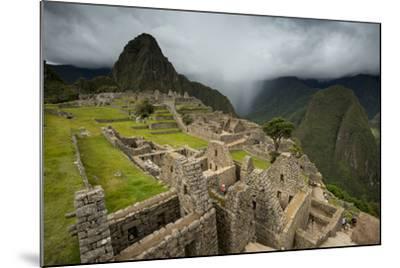 Machu Picchu-Michael Melford-Mounted Photographic Print