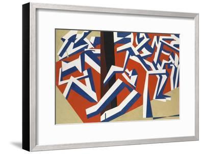 The Mud Bath-David Bomberg-Framed Giclee Print