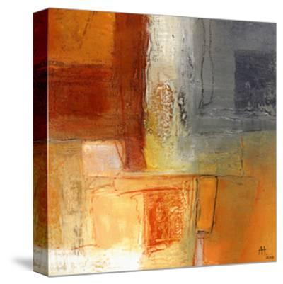 Abstract Painting-Anette Hansen-Stretched Canvas Print