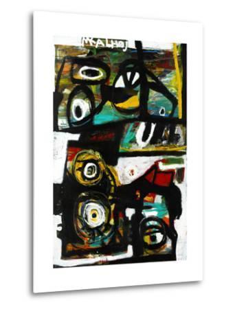 Eye Study-Martin Kalhoej-Metal Print