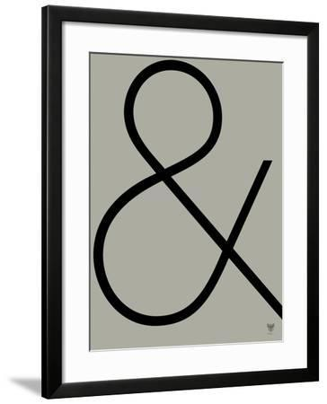 &--Framed Art Print