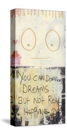 You Can Download Dreams-Poul Pava-Stretched Canvas Print