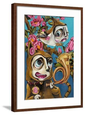 Natures Call-Coco Electra-Framed Art Print