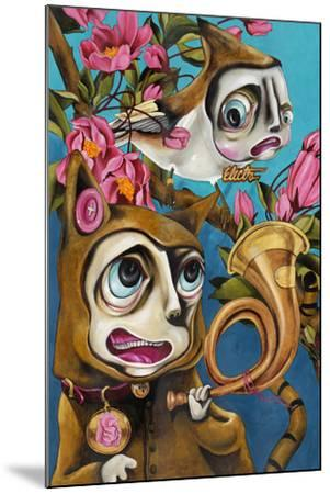 Natures Call-Coco Electra-Mounted Art Print
