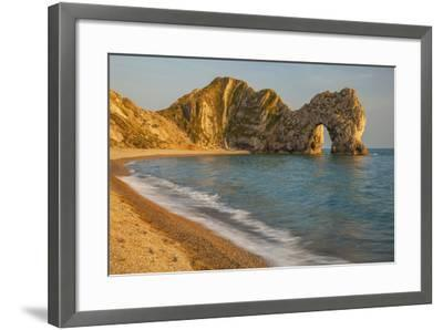 Durdle Door, Lulworth Cove, Jurassic Coastdorset, England-Billy Stock-Framed Photographic Print