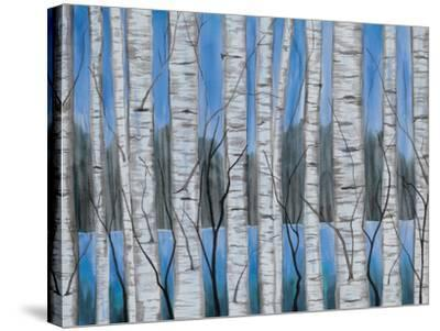 Through the Trees 3-Tina Epps-Stretched Canvas Print