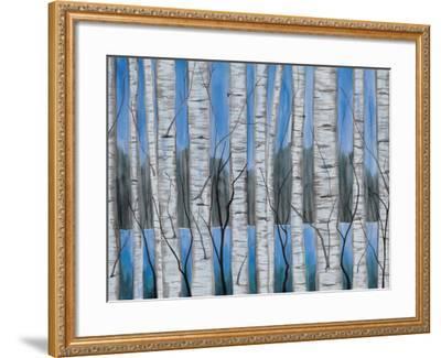 Through the Trees 3-Tina Epps-Framed Premium Giclee Print