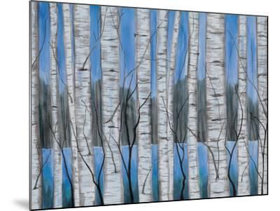 Through the Trees 3-Tina Epps-Mounted Premium Giclee Print