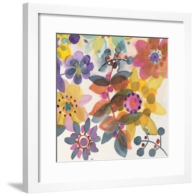 Candy Flowers 2-Karin Johannesson-Framed Premium Giclee Print