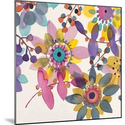Candy Flowers 3-Karin Johannesson-Mounted Premium Giclee Print
