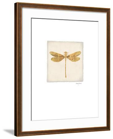 Luxe Dragonfly-Morgan Yamada-Framed Premium Giclee Print