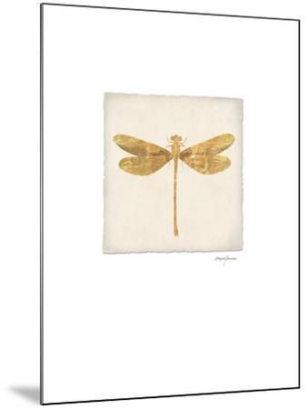 Luxe Dragonfly-Morgan Yamada-Mounted Premium Giclee Print