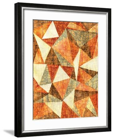 Natural Architecture 2-Edith Lentz-Framed Premium Giclee Print