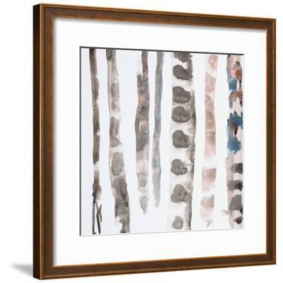 Reptile 1 Panel 1-Lora Gold-Framed Premium Giclee Print
